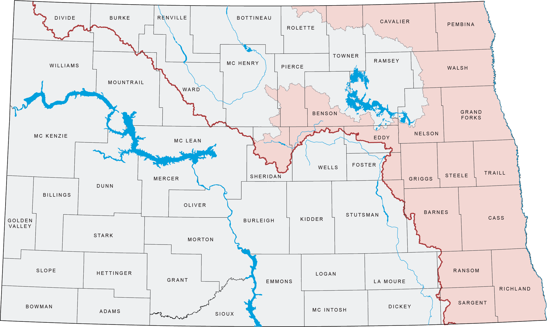 Red River Basin